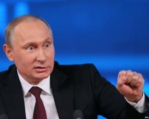 Путин: Назначение экс-президента Грузии Саакашвили является плевком в лицо украинцам