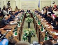 Круглый стол национального единства перенесли из Донецка в Николаев