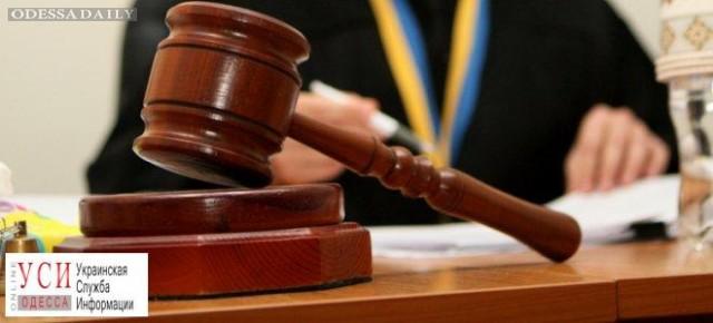 Суд продлил заключение одесскому судье-стрелку