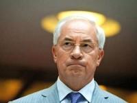 Азаров явил миру нового президента Украины
