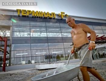 Терминал F аэропорта Борисполь решено законсервировать
