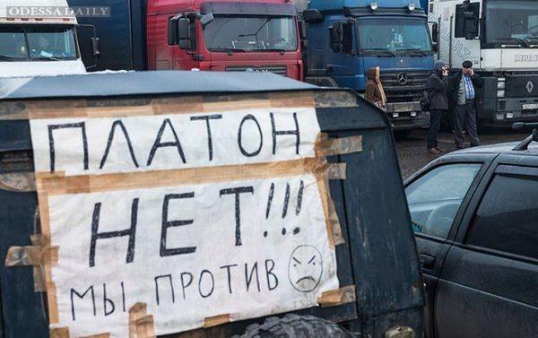 Путин пошел на первые уступки дальнобойщикам