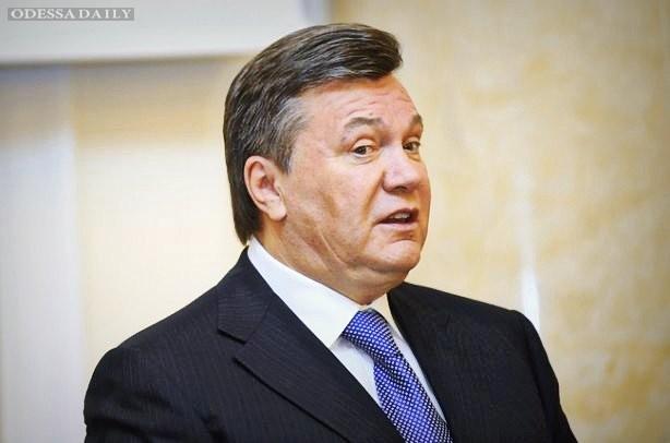ГПУ пригласила Януковича на допрос