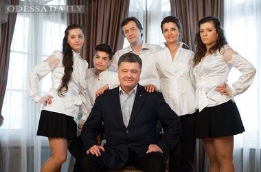 Стало известно, как и с кем Порошенко будет праздновать Новый год
