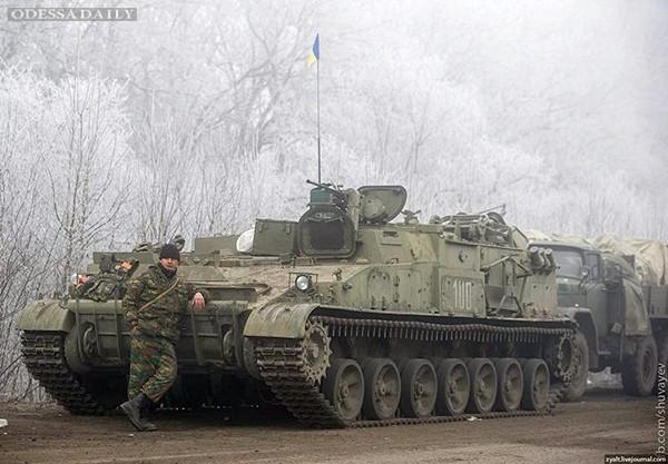 В Генштабе наконец-то принялись восполнять нехватку украинских сил под Дебальцево