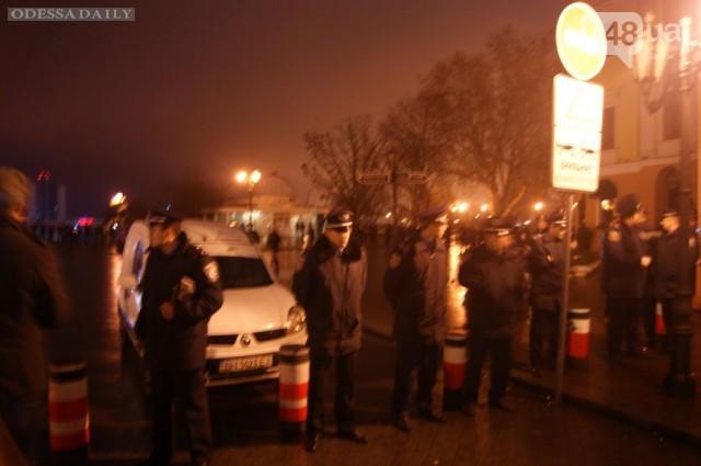 Судебный и милицейский фашизм в Одессе