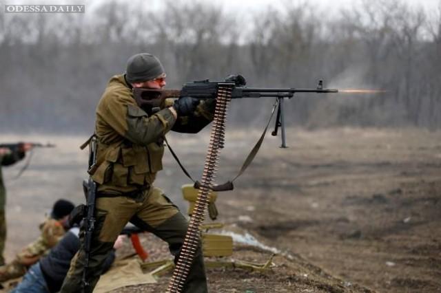 Штаб АТО: За сутки боевики устроили 66 обстрелов, из Коминтерново били из минометов