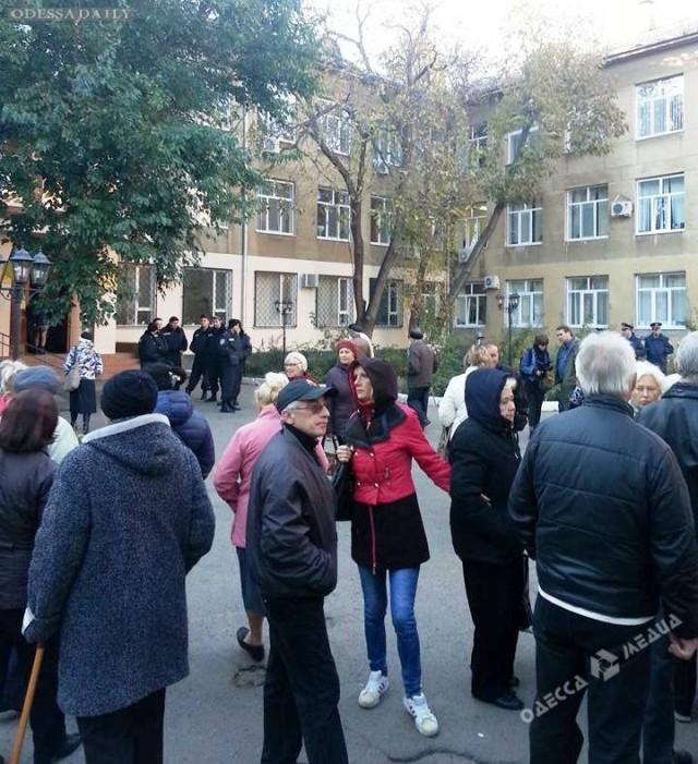 Одесский суд рассмотрит сразу три иска от Боровика к избирательным комиссиям