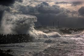 На Одессу надвигается шторм. Сила ветра достигнет 20 метров в секунду