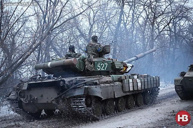 Сводка ИС: боевики заняли н.п.Красный Партизан, на участке Крымское – Славяносербск идут бои