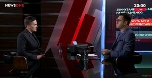 Надежда Савченко в Большом вечере с Мартиросяном (15.03)