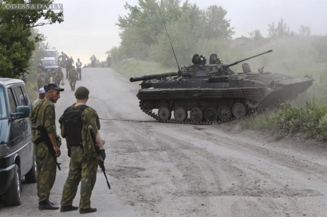 Сводка ИС: боевики пытаются сорвать блокирование Луганска