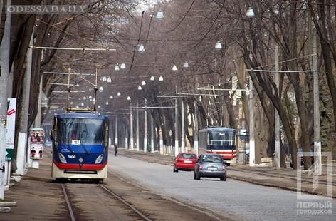 На закупку трамвайных вагонов маршрута, который соединит поселок Котовского и Таирова, планируют потратить почти 60 миллионов евро