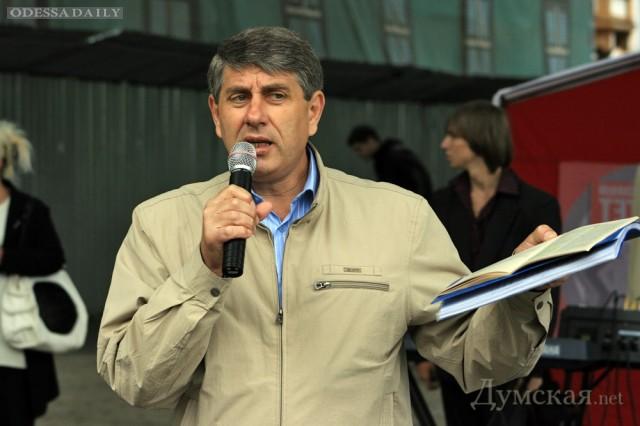 Андрей Сидоренко об избиении Ольги Костенко и о публикации в «Думской» об этом.