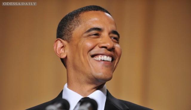 Обама. Мужик сказал - мужик сделал