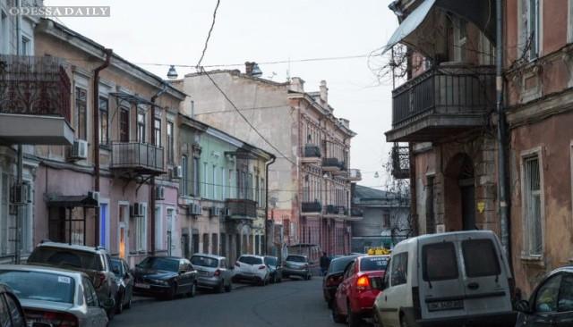 В одесской мэрии на покраску фасадов Воронцовского переулка и Тираспольской площади потратят почти 4 миллиона