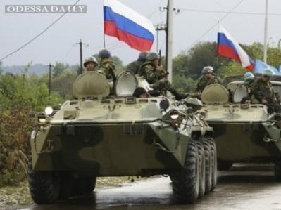 Численность российских подразделений на границе с Украиной превышает 55000 человек