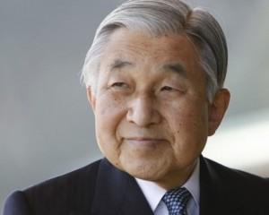 Император Японии отрекается от трона