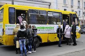 Одесские маршрутчики уже тестируют на пассажирах новый тариф