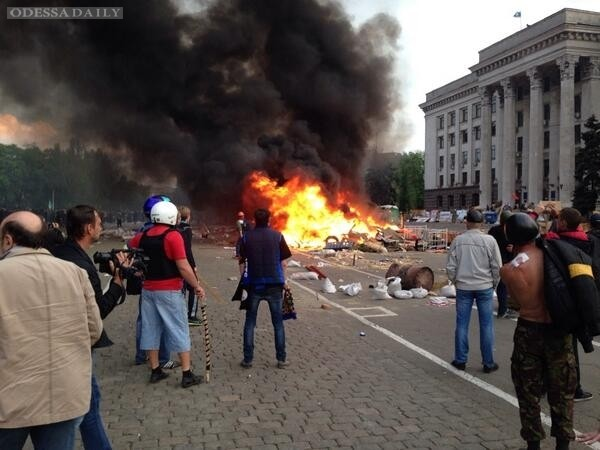 Что было в Одессе 2 мая и чего никогда не покажет российское ТВ