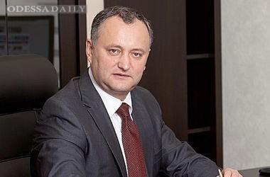 На президентских выборах в Молдове побеждает пророссийских кандидат