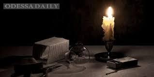 Переселенцам в Куяльнике выключили свет