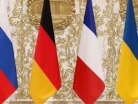Нормандская четверка проводит переговоры по вопросу Донбасса
