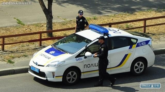 Полиция начала патрулировать часть трассы Одесса – Киев