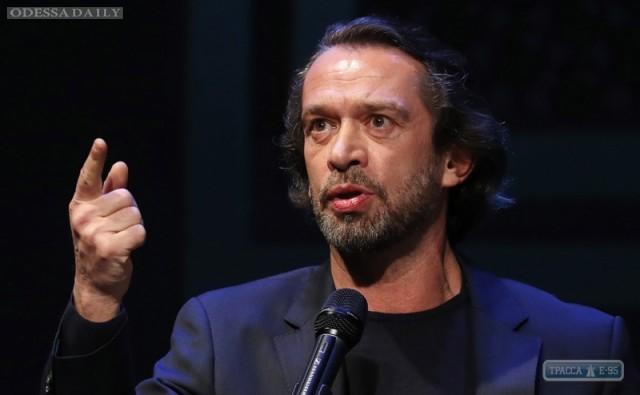СБУ не запрещала актеру Владимиру Машкову приезжать на съемки в Одессу