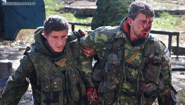 В Донецк с задания вернулась ДРГ боевиков с телами погибших