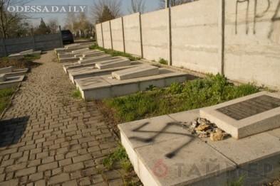 В Одессе провокаторы устроили целую серию вандализма