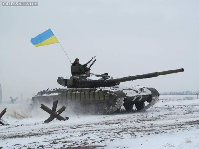 Украинские военные перешли в наступление под Мариуполем - СНБО