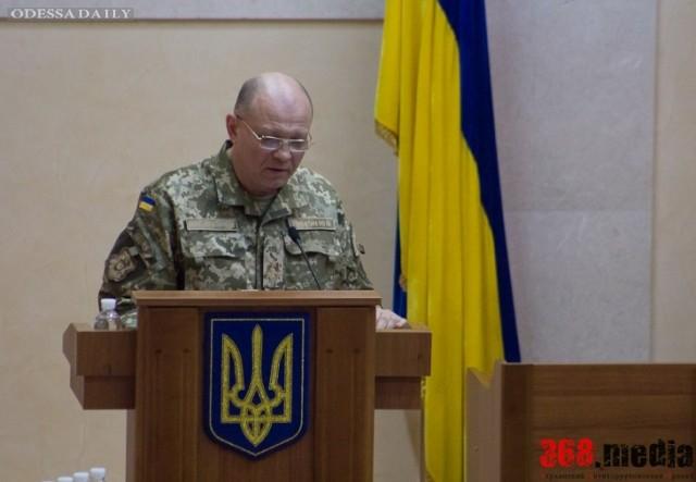 Военком Одесской области Пискун не хочет в суд – слег в больницу с инсультом