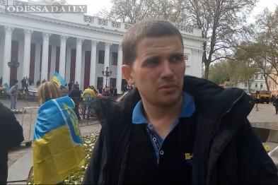 Пострадавшие от ночного нападения активисты Антитрухановского майдана: Нас просто избивали