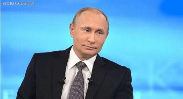 Рейтинг Путина установил новый рекорд