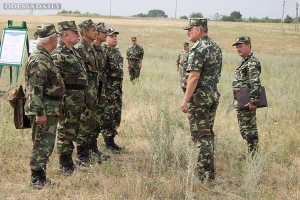 В вооруженных силах ПМР прошли командно- штабные учения