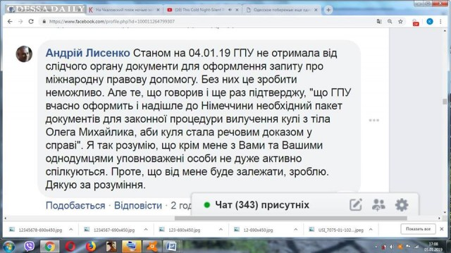Александра Матвейчук: Вопросы, вопросы и вопросы по делу Олега Михайлика...