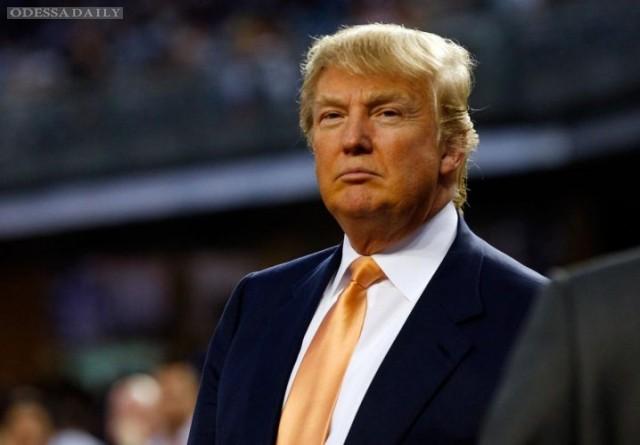 Трамп назвал три приоритета своей политической деятельности