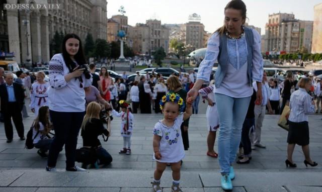 У Киева хотят отобрать статус столицы
