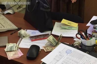 Завкафедрой одесского университета задержали на взятке
