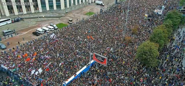 Лентач: Итоги протестов в Москве 10 августа