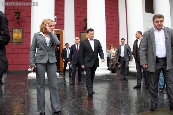 Окончательно: вопрос отставки Костусева решится 4 ноября