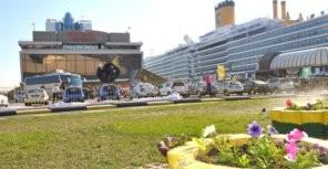 Круизные гиганты отменили заходы лайнеров в Одессу из-за ситуации в Крыму