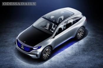 Mercedes-Benz осенью представит второй электромобиль