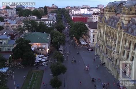 На Юморину одесситов просят не оставлять транспорт на некоторых центральных улицах города