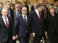 Меркель и Олланд намерены провести встречу нормандской четверки до саммита НАТО в Варшаве