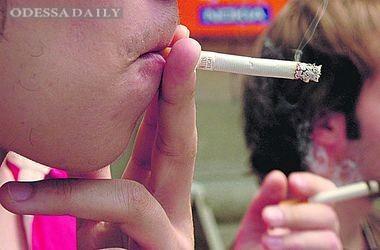 Рада может ужесточить правила курения в общественных местах