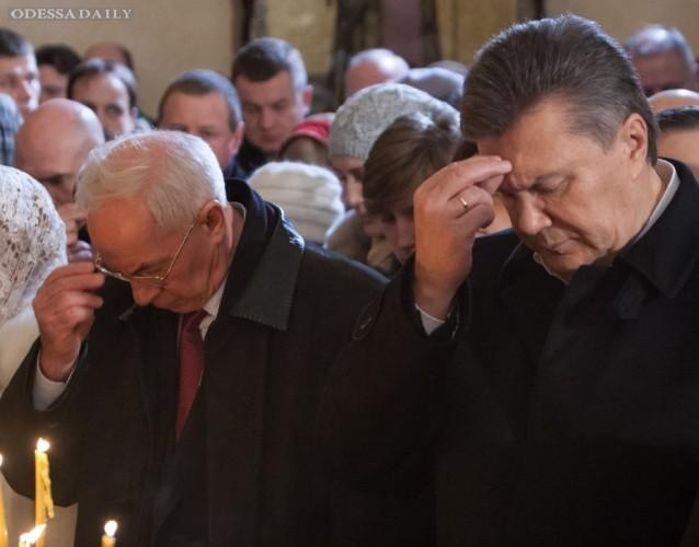 Минюст РФ ничего не слышал о документах на экстрадицию Януковичей