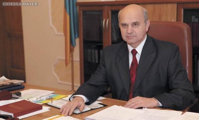 Глава Волынского облсовета написал заявление об увольнении