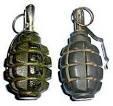 Обезврежены 2 гранаты
